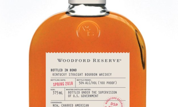Woodford Reserve releases new expression for its Distillery Series — Bottled in Bond