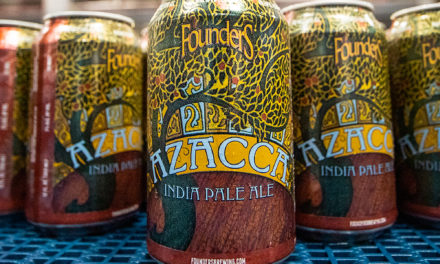 FOUNDERS BREWING CO. ANNOUNCES RETURN OF AZACCA IPA TO SEASONAL LINEUP