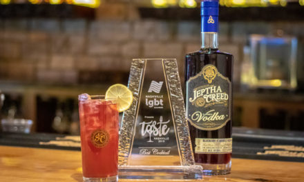 Jeptha Creed Distillery Launches First Products in Tennessee, Wins Best Cocktail at TASTE Nashville 2018