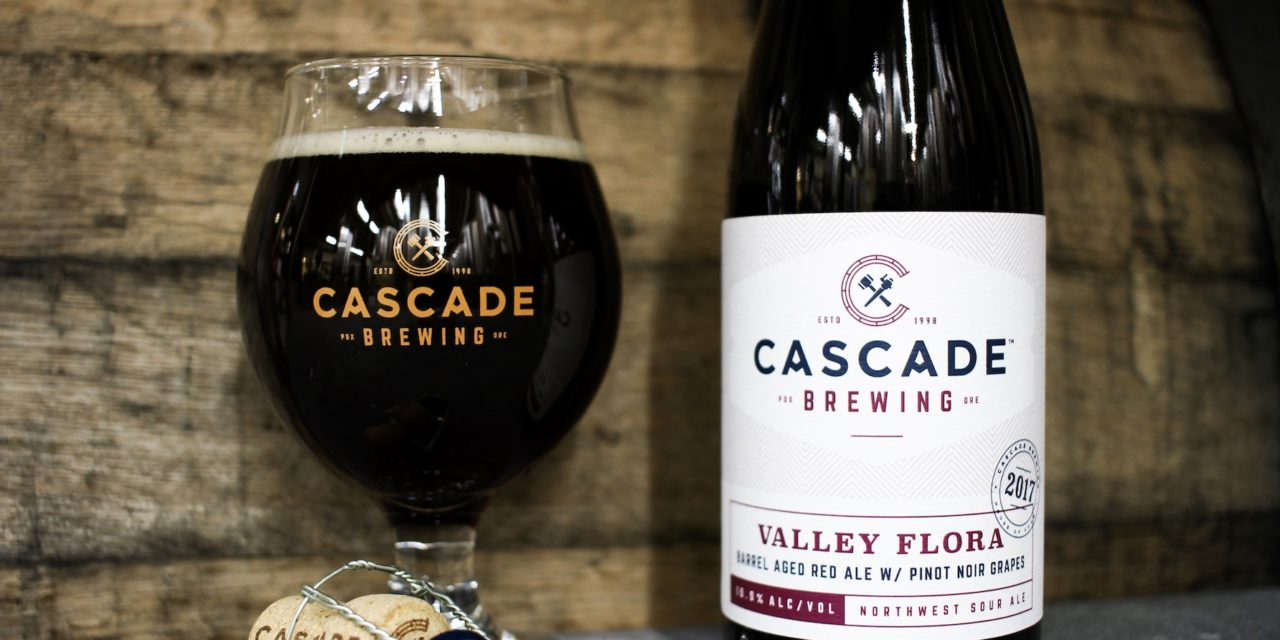 Cascade Brewing announces release of Valley Flora in 500ml bottles and draft