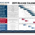 Cascade Brewing Announces 2019 Product Release Calendar