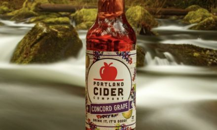 Portland Cider Co. Releases Concord Grape Seasonal Cider