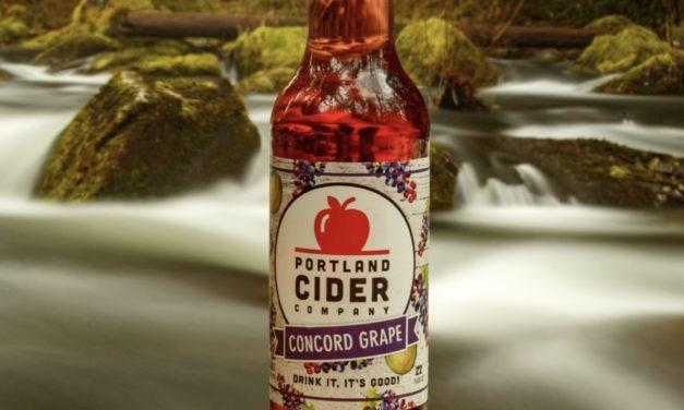 Portland Cider Co. Releases Concord Grape Seasonal Cider