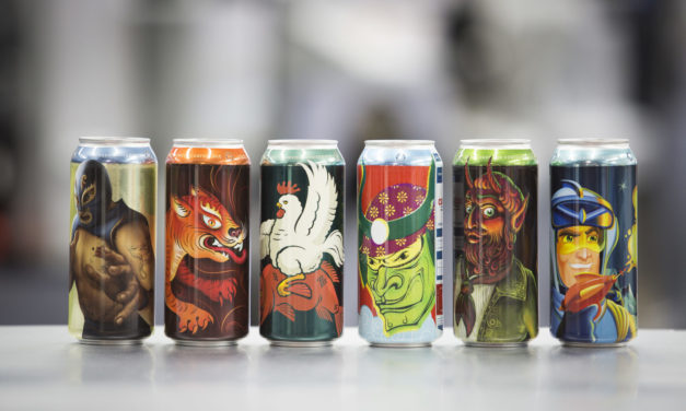 The Perfect Fit: Driven by the craft beer market, shrink sleeves are all the rage when it comes to small runs and 360-degree graphics.