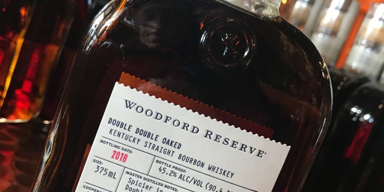 Woodford Reserve Releases Limited-Edition Woodford Reserve Double Double Oaked, 2019 Edition