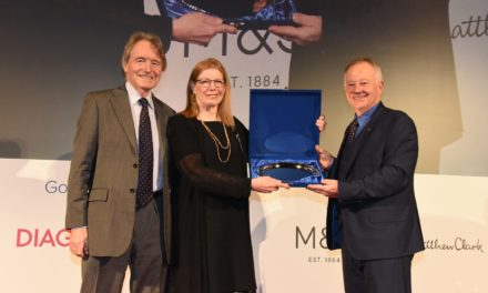 Mary Ewing-Mulligan MW honoured with WSET Lifetime Achievement Award at 2019 Wine & Spirit Education Trust (WSET) Awards and Graduation Ceremony