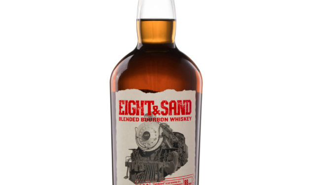 MGP Ingredients Launches Eight & Sand Blended Bourbon Whiskey