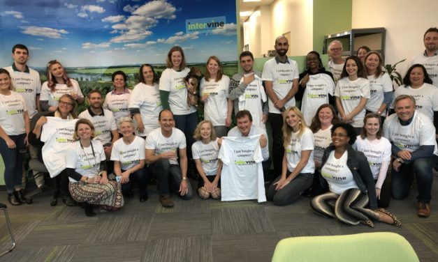 Intervine Now Employee-Owned