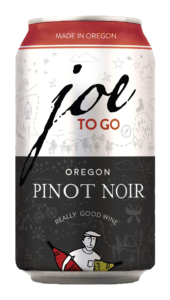 WINE BY JOE GROWS WITH NEW CANNED PINOT NOIR AND