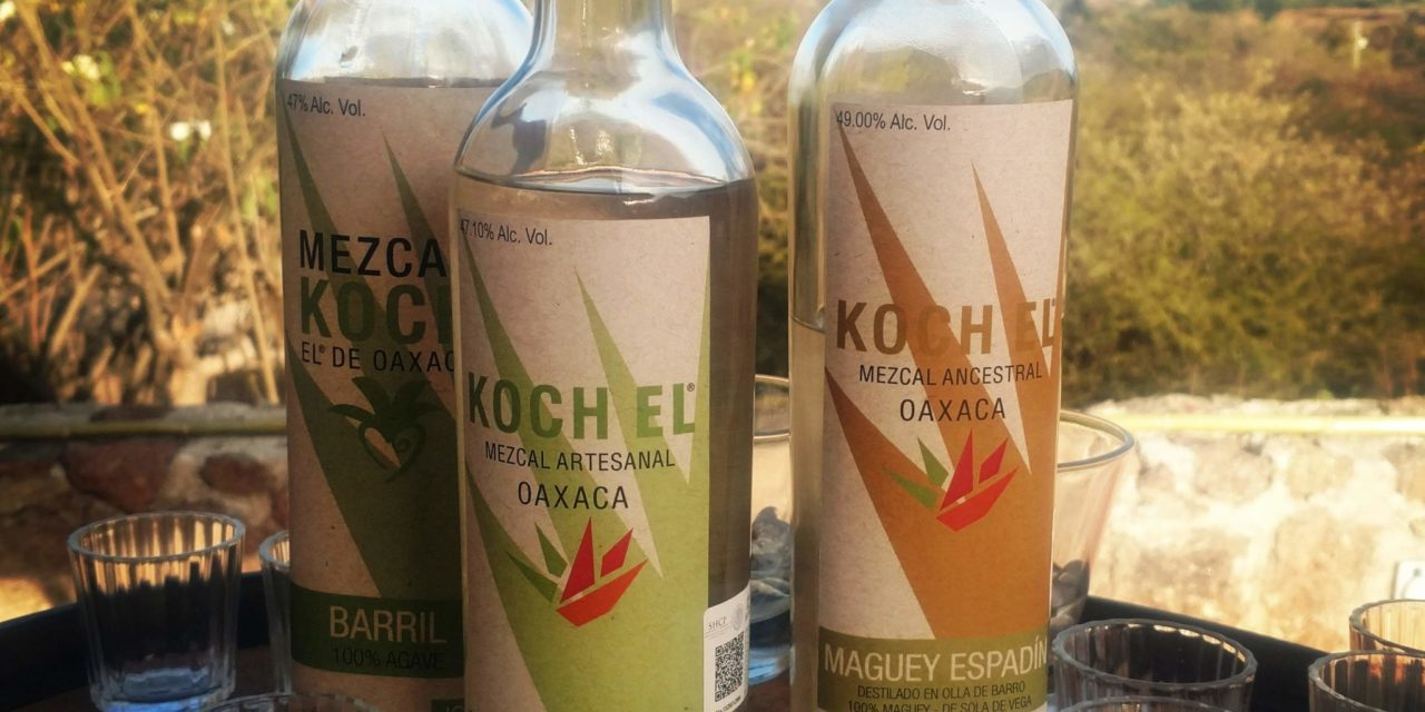 Artisan Mezcal Producer, Koch El Mezcal, Names Chopin Imports as Exclusive U.S. Distributor