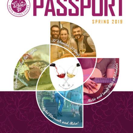 Santa Clara Valley Spring Passport
