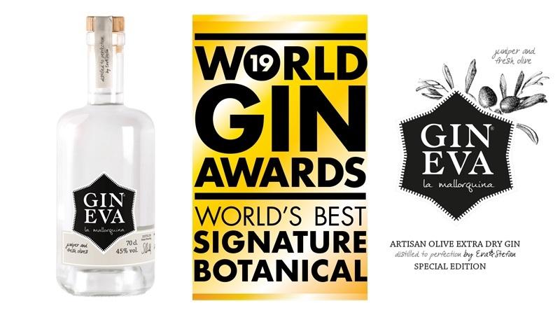 WE Won – GINEVA – World Gin Awards