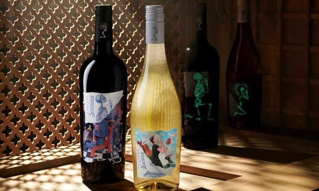 Ste. Michelle Wine Estates Launches Prayers of Sinners & Saints Wine from Washington State