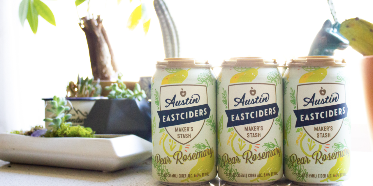 AUSTIN CRAFT CIDERY RELEASES SECOND OFFERING IN LIMITED MAKER'S STASH SERIES