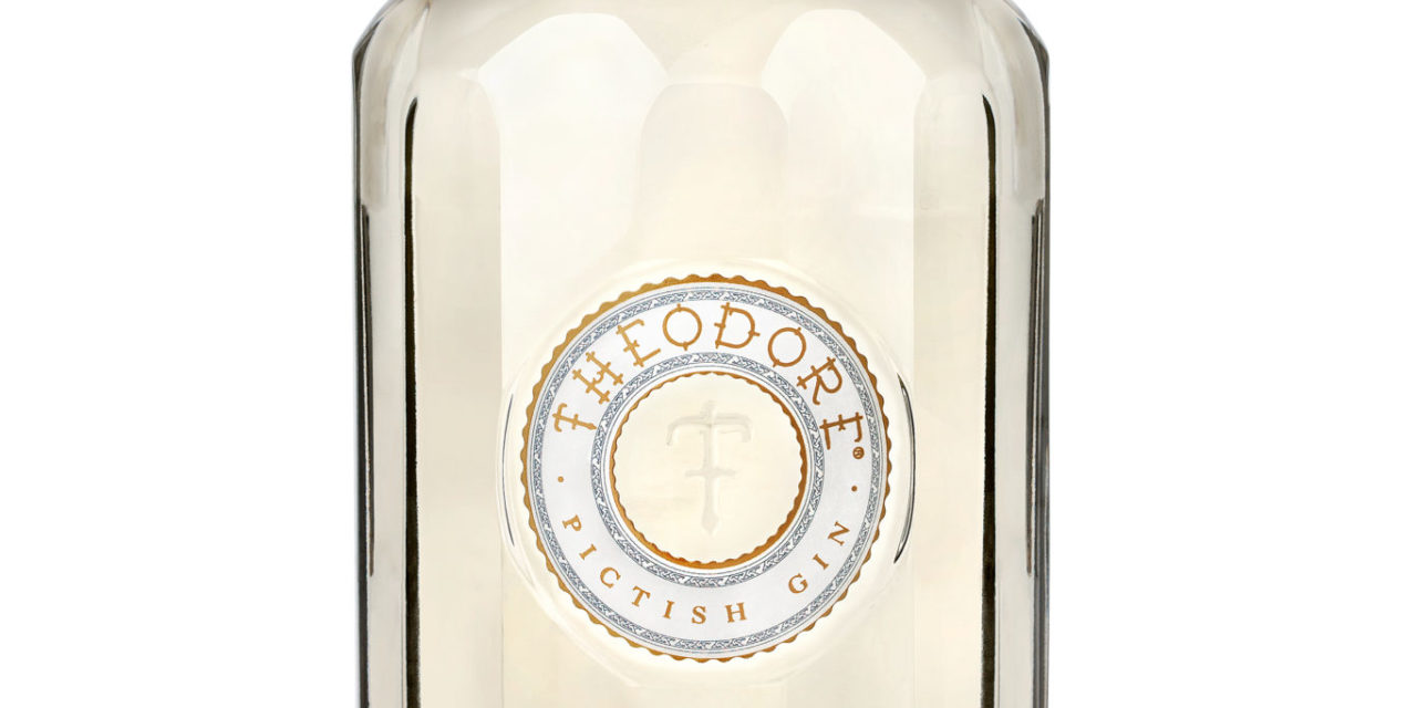 THEODORE GIN, POWERED BY THE SPIRIT OF THE PICTS, SET TO LAUNCH IN THE UK FROM GREENWOOD DISTILLERS