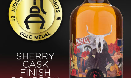 LONERIDER SPIRITS AWARDED ADI GOLD MEDAL