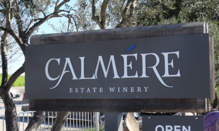 Peju Family Opens Calmére Estate Winery and Tasting Room in Carneros