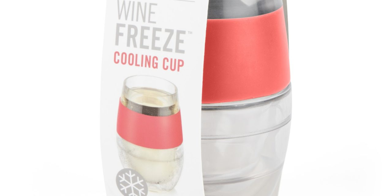 Host's Wine Freeze Cooling Cups, The Perfect Mother's Day Gift