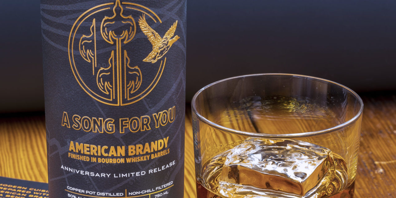 Copper & Kings Sings A Song For You Fifth Anniversary Limited Release American Brandy