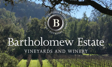 New Winery Opens at Bartholomew Park