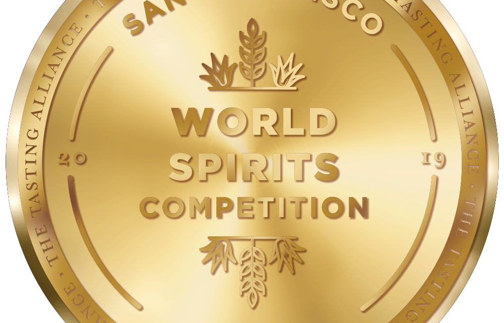 LONERIDER SPIRITS GAINED TWO MEDALS AT SF WORLD SPIRITS COMPETITION AWARDED GOLD AND BRONZE MEDALS