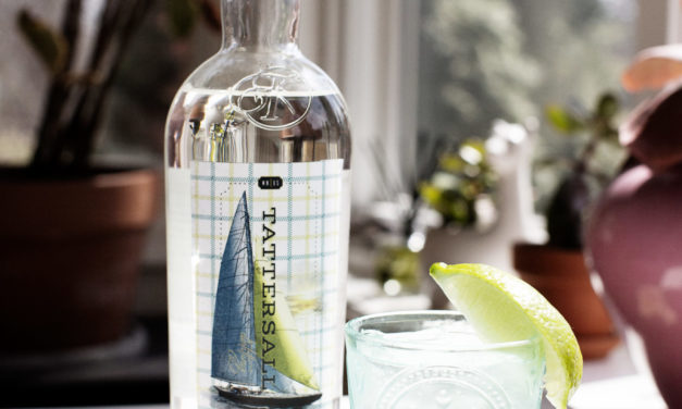 Tattersall Distilling Launches a Bottled Bootlegger this May — Just add sparkling water for an easy and refreshing summer drink