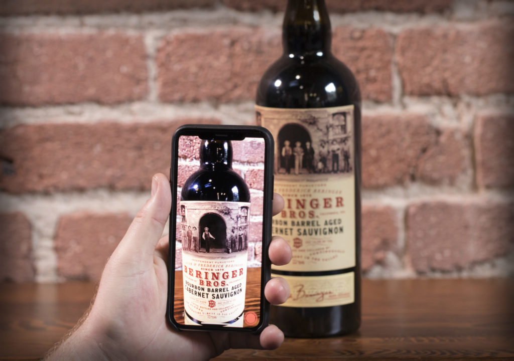 It's Alive! Augmented reality brings labels to life