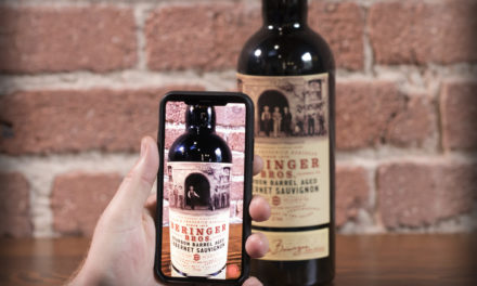 It's Alive! Augmented reality brings labels to life.