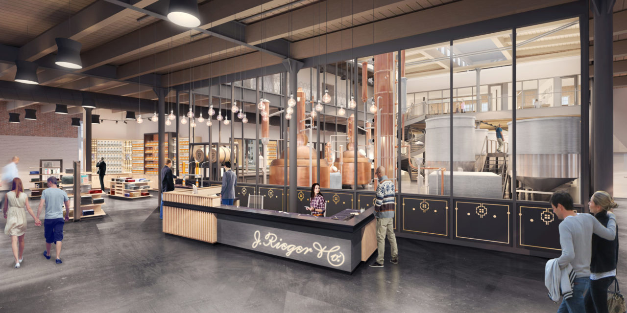 J. Rieger & Co. in Kansas City Sets the Date for Public Grand Opening