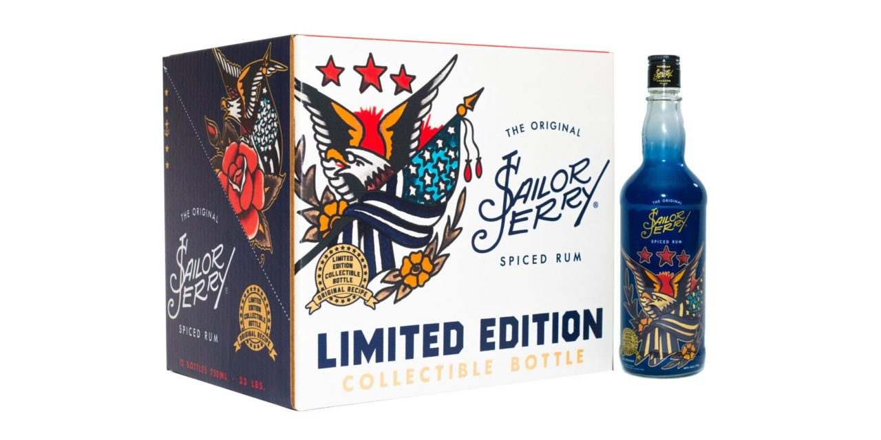 SAILOR JERRY BUILDS 2019 PARTNERSHIP WITH THE USO
