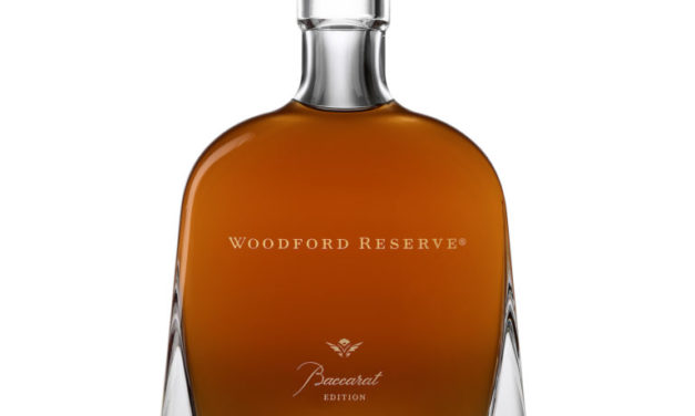WOODFORD RESERVE INTRODUCES BACCARAT EDITION, A RARE EXPRESSION OF COGNAC-FINISHED BOURBON The world's finest bourbon and the world's finest crystal, masterfully crafted;