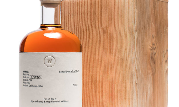 "CULTURE MAVERICKS JAMES BOND & JON BUSCEMI TO LAUNCH ""WOLVES"" — CALIFORNIA'S FIRST LUXURY WHISKEY BRAND Limited Release, Titled 'First Run,' Launches Today on Reservebar.com and Flaviar.com"