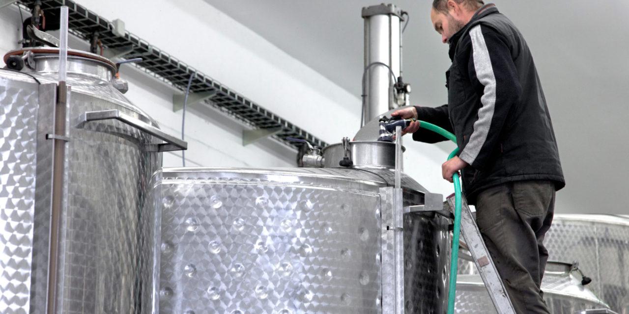 Inside Wine: Keep It Clean