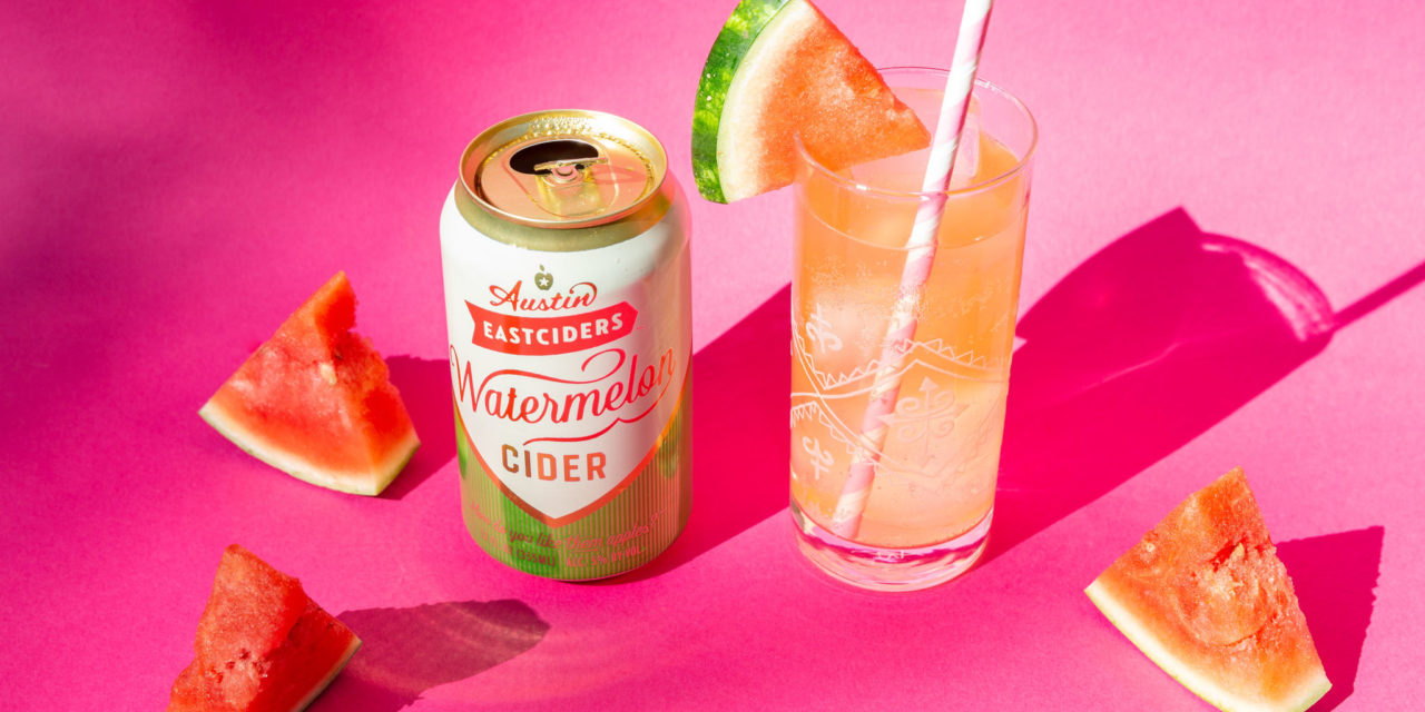 ONE IN A MELON, Y'ALL: Austin Craft Cidery Debuts Limited Release Watermelon Cider