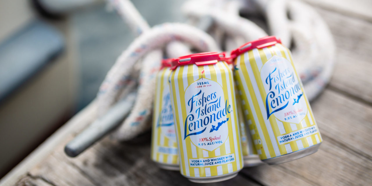 Fishers Island Lemonade Expands Distribution of the Original Canned Cocktail to Georgia