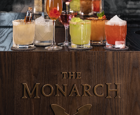 Drinks that Pop, Disco Ball Service & Many Margaritas –It's Time for a New Summer Cocktail Menu from The Monarch
