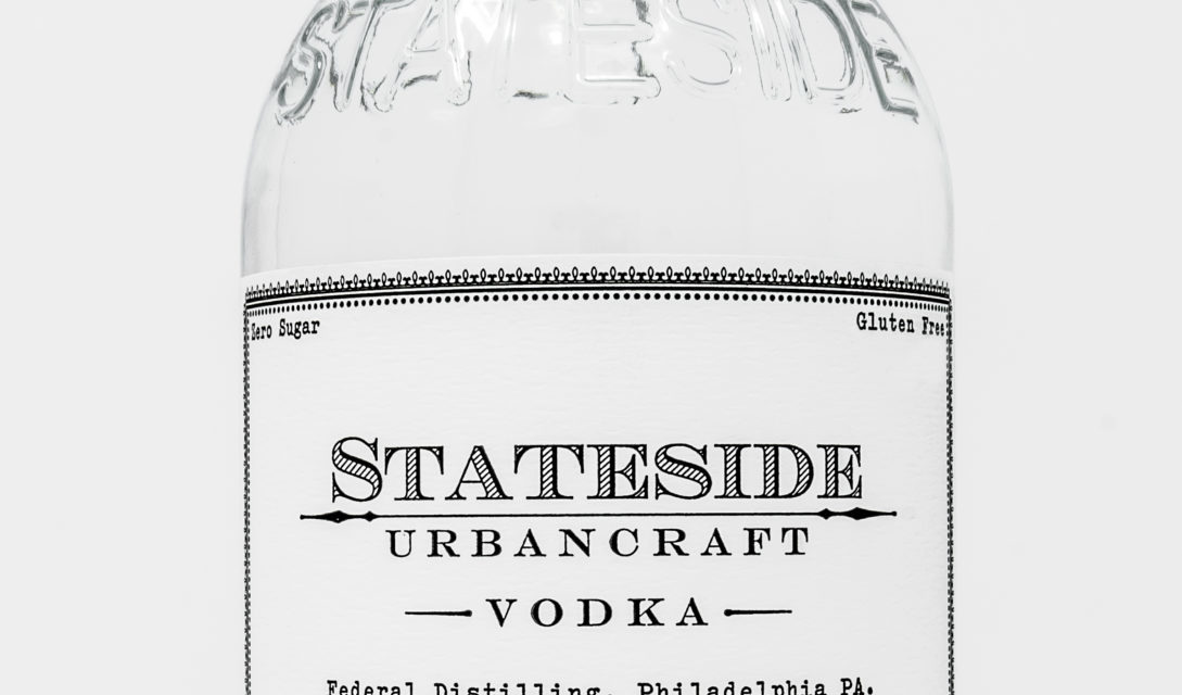 STATESIDE URBANCRAFT VODKA EXPANDS DISTRIBUTION TO TWO NEW EAST COAST MARKETS