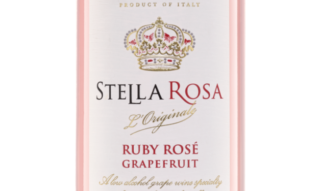 STELLA ROSA WINES DEBUTS RUBY ROSÉ GRAPEFRUIT JUST IN TIME FOR SUMMER