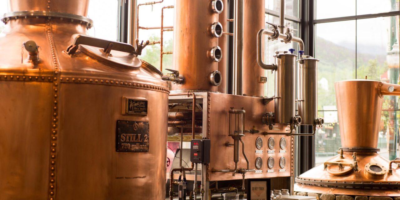 Best Stillmaker: Vendome Copper & Brass Works