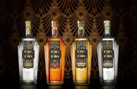 Tom's Town Distilling Co. Hits the Big Apple