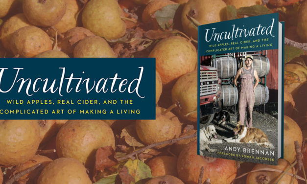 New York Cidermaker Looks at Wild Apples and Forgotten Methods in New Memoir