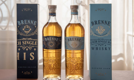 RE-BRENNED: Brenne French Single Malt Whisky Reveals New Packaging and Artwork