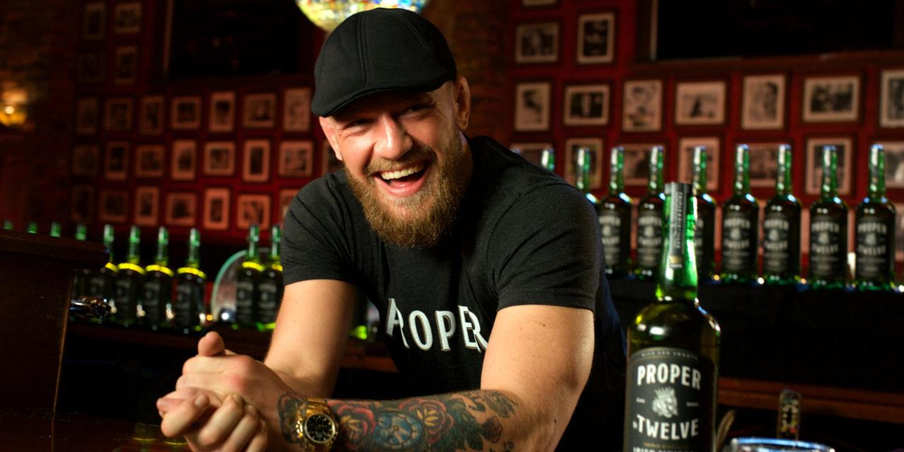 Conor McGregor's Proper No. Twelve Irish Whiskey Launches in Canada