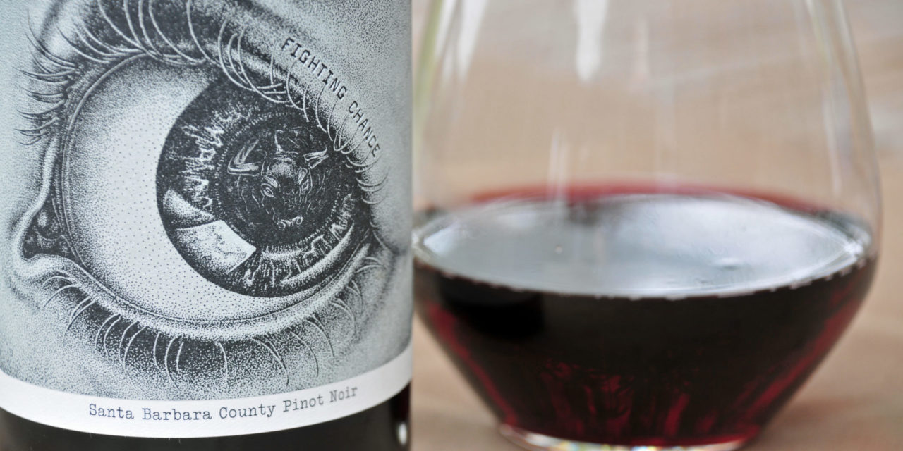 Introducing Fighting Chance Pinot Noir