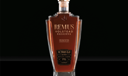 MGP Announces Remus Volstead Reserve, Bottled-in-Bond Bourbon to Mark the 100th Anniversary of Prohibition