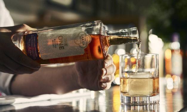 The Lakes Distillery launches The One Port Cask Finished, fine blended whisky.