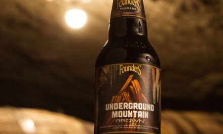 FOUNDERS BREWING CO. ANNOUNCES UNDERGROUND MOUNTAIN BROWN