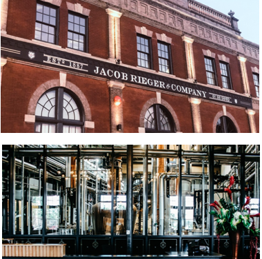 J. Rieger & Co. Opens New Distillery and Spirits Destination in Kansas City's Historic Electric Park