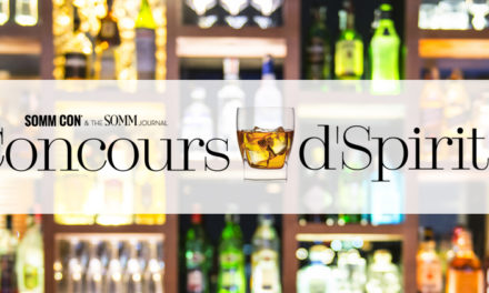 SommCon Announces Concours d'Spirits, A Domestic and International Spirits Competition Presented by The SOMM Journal