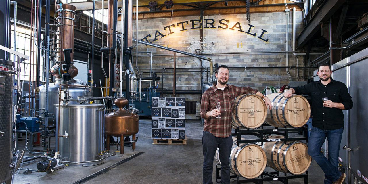 Tattersall Distilling Gains National Recognition During Expansion Mode | Featured on Inc. 5000 List; Wraps Capital Raise